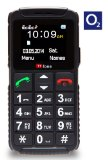 TTfone Dual 2 O2 Pay As You Go Big Buttons Senior UK Sim Free Mobile Phone with SOS Button, Large Display and Dual Sim