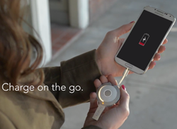GO Devices Inc. Introduces GOkey, a Mobile Battery, Cable, Locator and Memory, for Your Key Ring