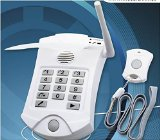SureSafe Alarms Personal Emergency Call System – Medical Alarm/Alert for Seniors/Elderly. Old Person Pendant SOS Device for Independent Living. 12 Month Warranty from an International Emergency Alarms Device Company. Plain English Instructions & UK Compliant.