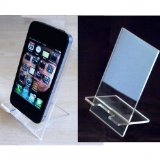 Clear Acrylic Desktop Mobile Phone Stand One – Mobile phone stand