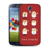 Head Case Designs Medical Persons The Element Republic Replacement Battery Back Cover for Samsung Galaxy S4 I9500